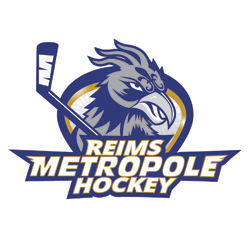 Logo de REIMS METROPOLE HOCKEY